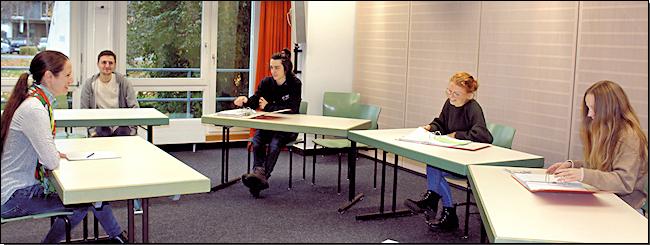 Ausbildungsstart am CVUA Freiburg